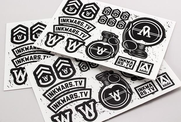 stickers printing
