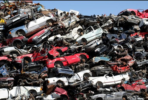 Selling a scrap car