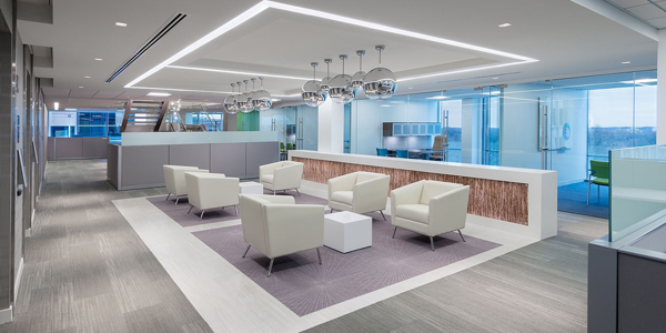 corporate interior design Singapore