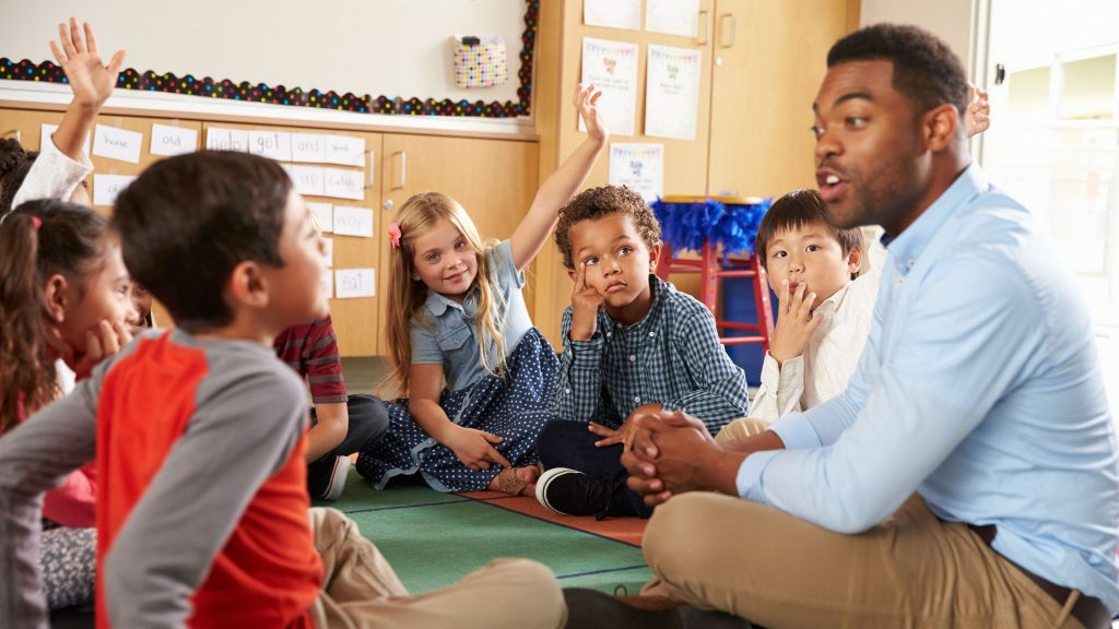 writing skills to maintain the records of each child effectively.