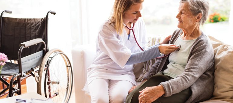 home caregiver services